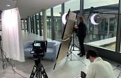 Videodreh für digitales Flipbook - public vision | Video- & Medienproduktion | Corporate Publishing | Düsseldorf