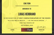 Gewinner Cine Fern Festival - public vision | Video- & Medienproduktion | Corporate Publishing | Düsseldorf